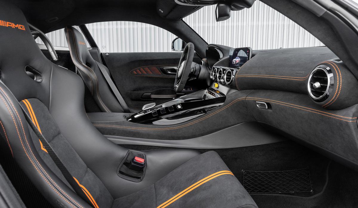 Самый дорогой Mercedes-AMG GT Black Series: цена в России
