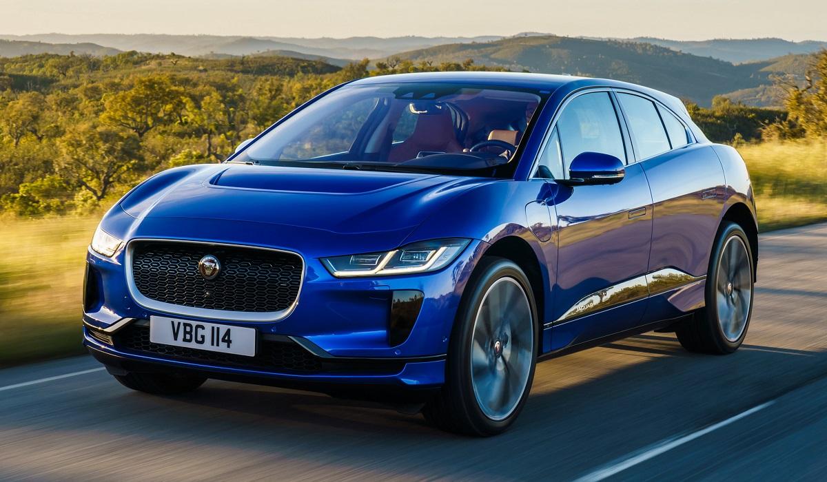 Jaguar I Pace 1 - Модернизированный Jaguar I-Pace: цены в России