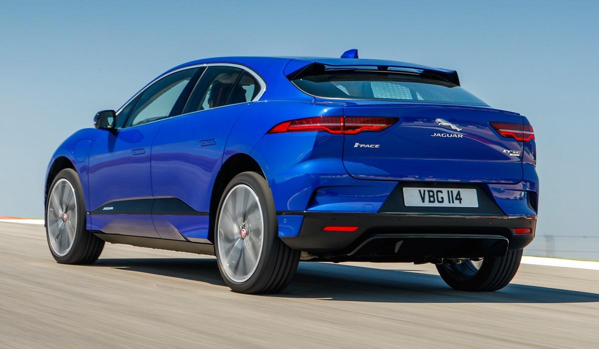 Jaguar I Pace 2 - Модернизированный Jaguar I-Pace: цены в России