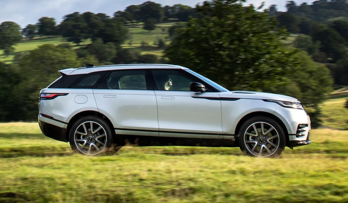 range rover velar2 - Обновленный Range Rover Velar: цены в России