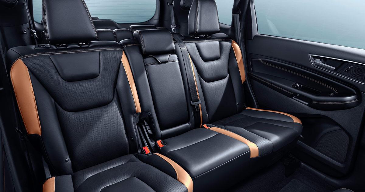 Представлен обновленный кроссовер Ford Edge Plus