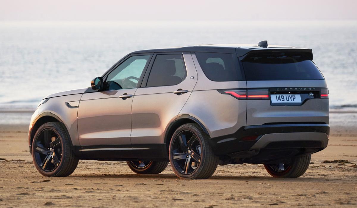 Обновленный Land Rover Discovery выходит на российский рынок