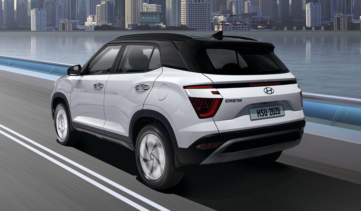 Hyundai Creta второго поколения приедет в Россию через полгода