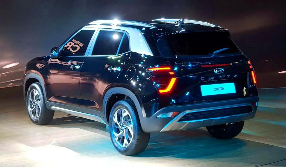 Hyundai Creta второго поколения: пока что для Индии