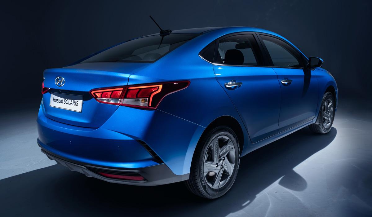 hyundai solaris3 - Рестайлинговый Hyundai Solaris: официальные фотографии