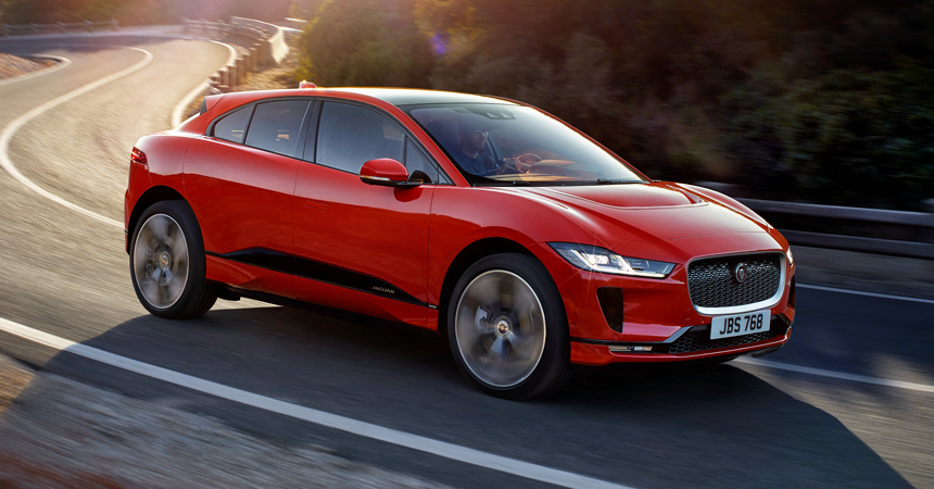 digest jaguar i pace - Дайджест дня: электромотор Yamaha, Opel на новых рынках и другие события индустрии
