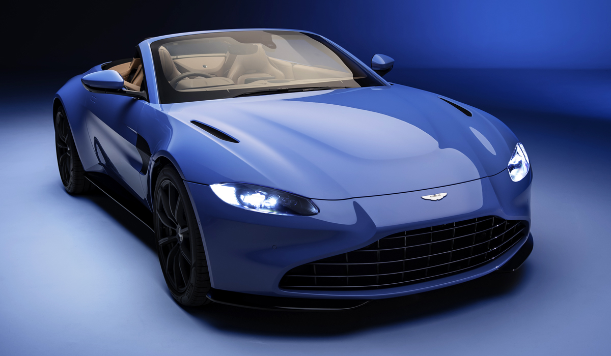 AM Vantage Roadster2 - В семействе Aston Martin Vantage появился родстер