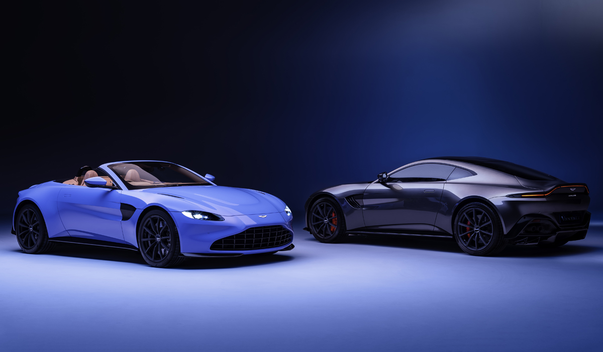 AM Vantage Roadster6 - В семействе Aston Martin Vantage появился родстер