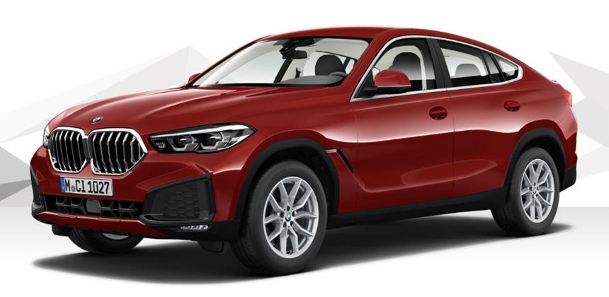 BMW X5 и X6 обрели битурбодизель с электрическим довеском
