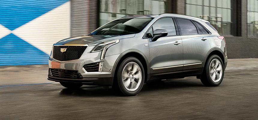 cadillac xt5 - Cadillac в России: ставка на кроссоверы, отказ от седанов