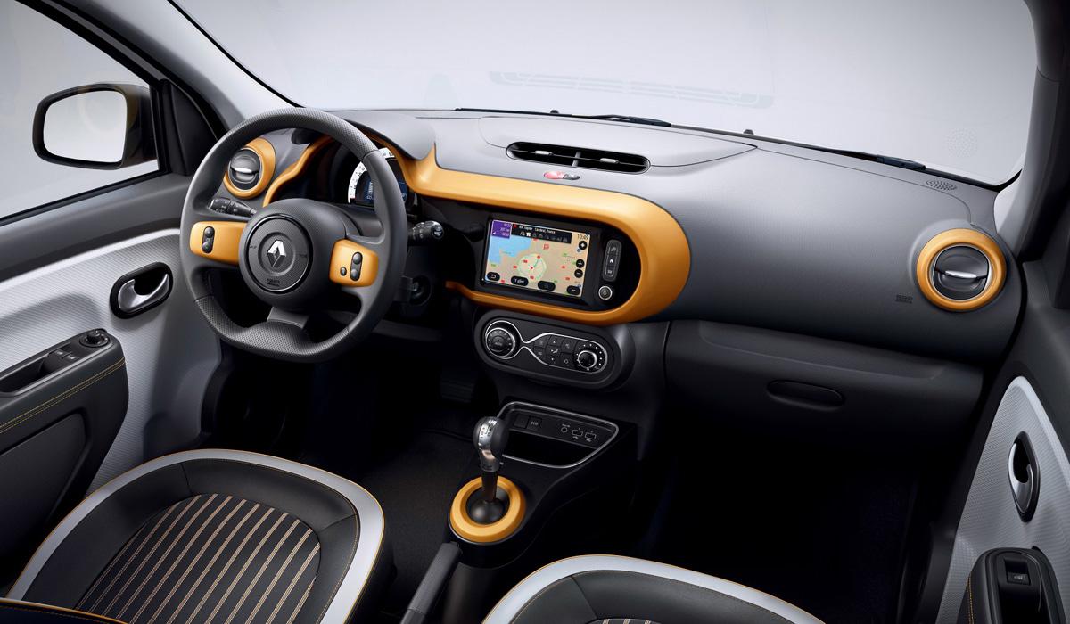 Renault Twingo Z.E. оказался дальнобойнее родственного Смарта