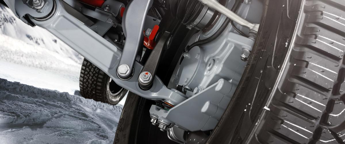 G-класс превратился в пикап Brabus 800 Adventure XLP