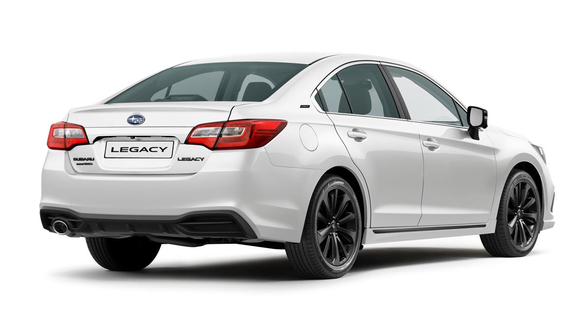 Subaru Legacy уходит из России: прощальная версия Ultimate