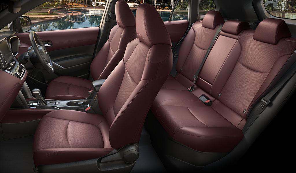 Представлен паркетник Toyota Corolla Cross