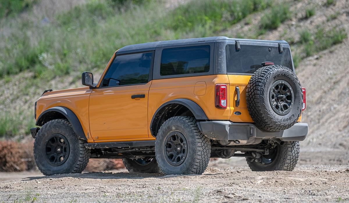 Новый Ford Bronco собрал очередь на полтора года