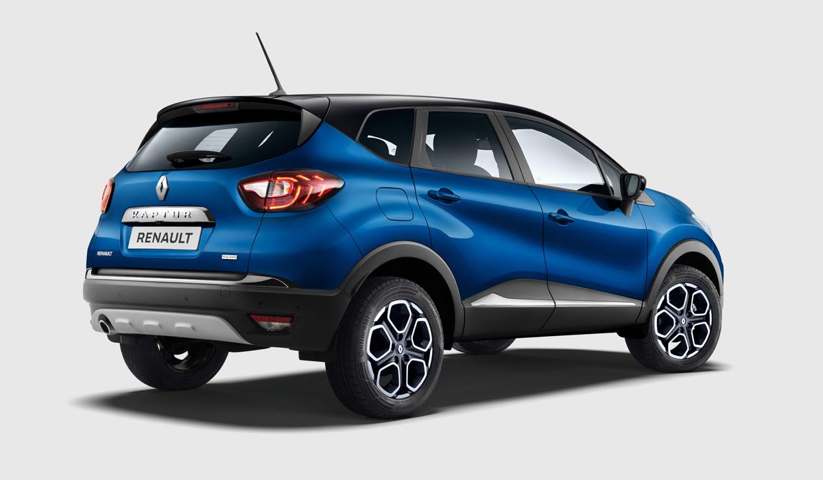 Обновленный Renault Kaptur: полный прайс-лист