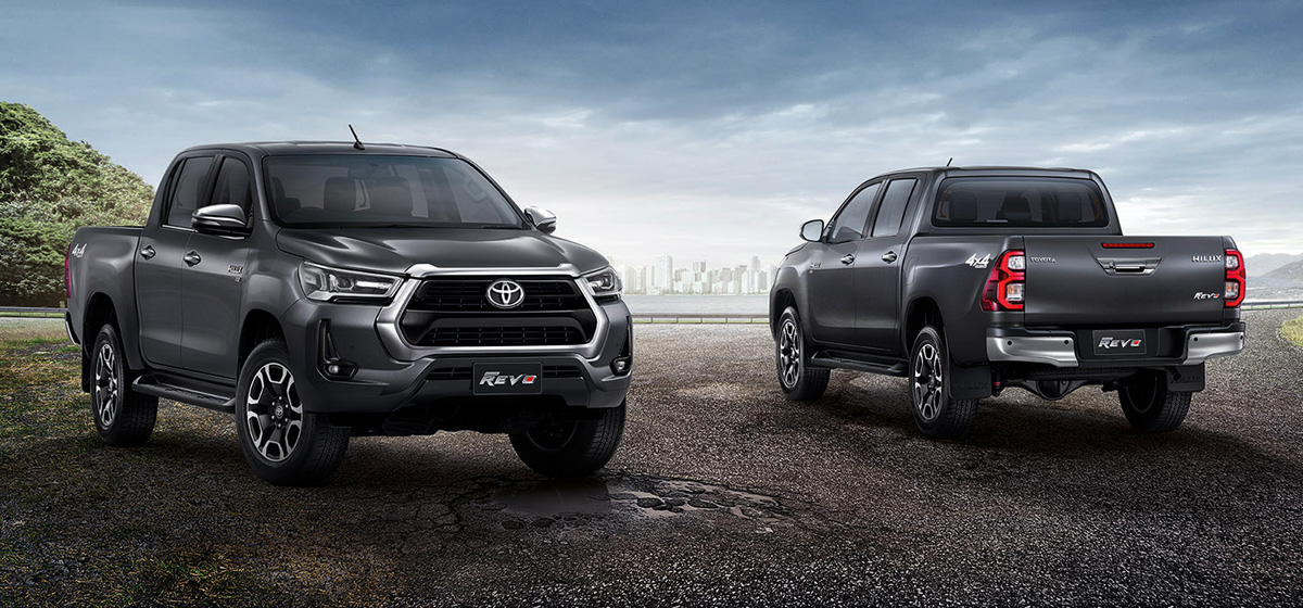 In the small homeland, in Thailand, where the model is known under the double name Toyota Hilux Revo, sales of updated pickups have already begun. Entry to the European market is scheduled for July. When the cars will appear at Russian dealers, the company has not yet specified.
