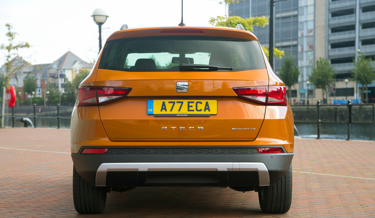 Pre-Styling Seat Ateca