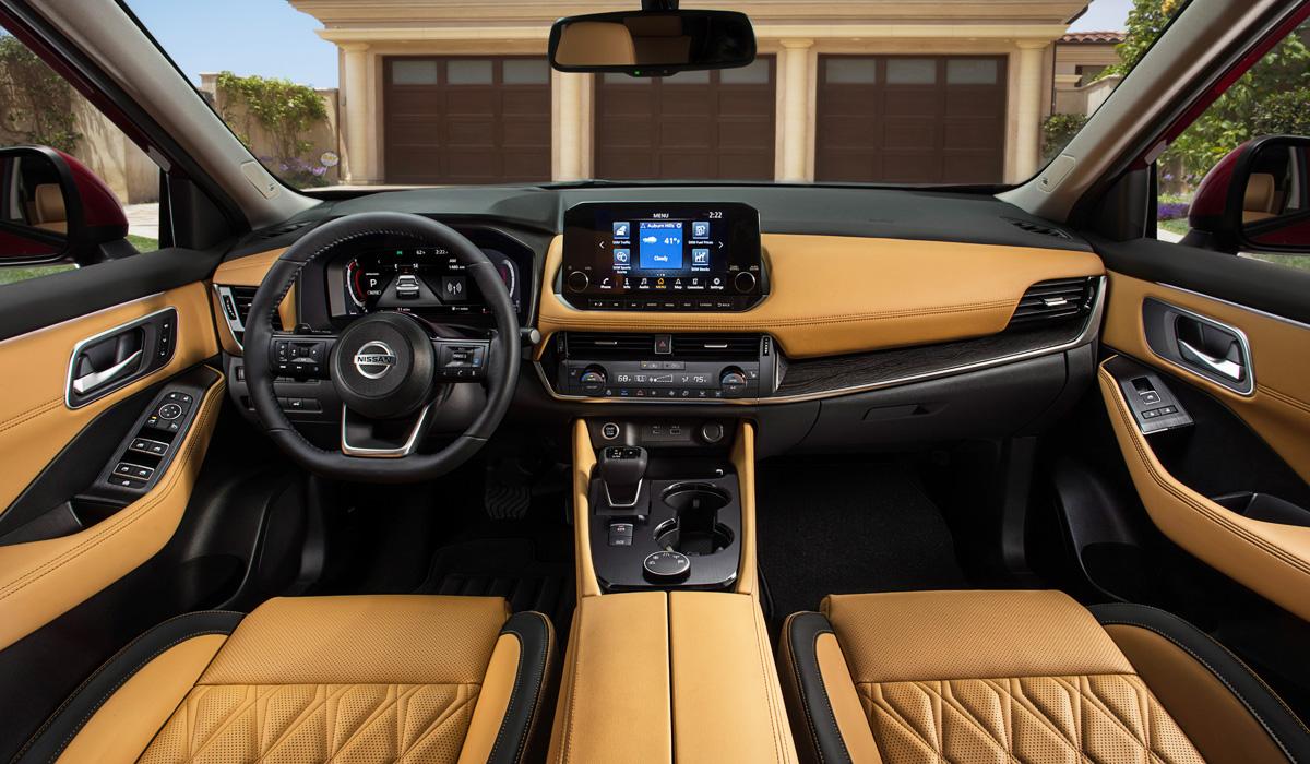 Представлен новый Nissan Rogue, он же будущий X-Trail — Авторевю