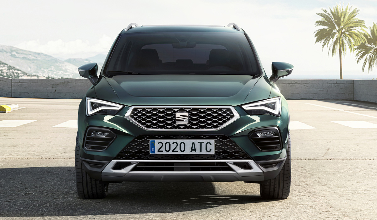 Seat ateca crossovers will still be produced at the Skoda factory in Czech Kvasiny