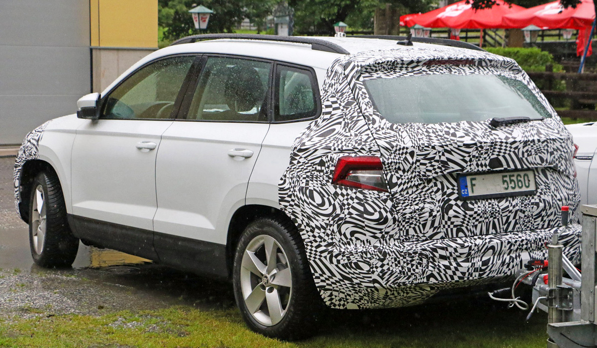Of course, the restyling will bring a number of new crossovers in the interior and engine range: according to preliminary information, the Kodiaq family will have a rechargable hybrid