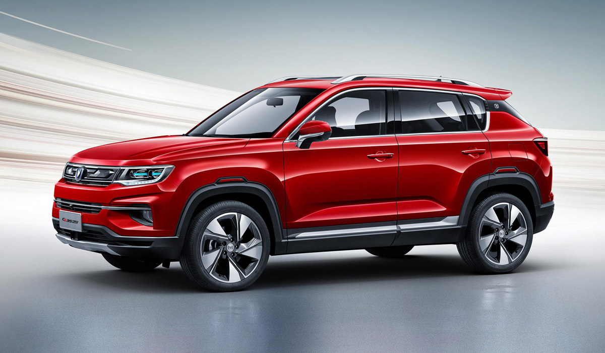 The long-suffering Belarusian plant unison again has a new partner-the Chinese company Changan. Today, it is officially announced that the first Changan CS35 Plus crossover has left the local Assembly line