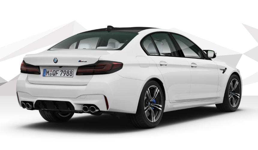Basic BMW M5