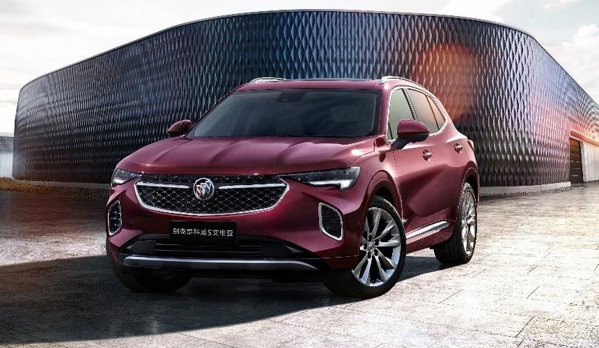 Buick Envision S Avenir