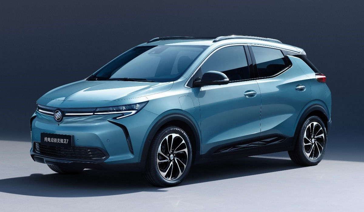 The GM concern has held back the details, but they were found in the Chinese certification database. The Buick Velite 7 is 4264