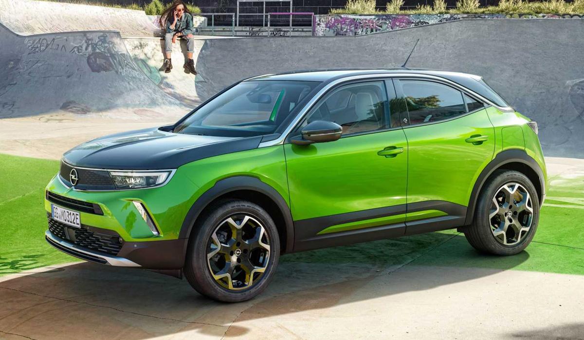 Опель Мокка 2021 новый кузов, цены, комплектации, фото, видео тест-драйв
