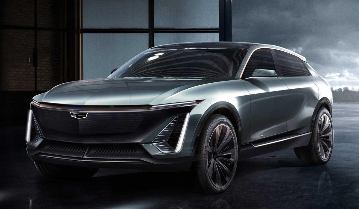 Концепт Cadillac 2019 года
