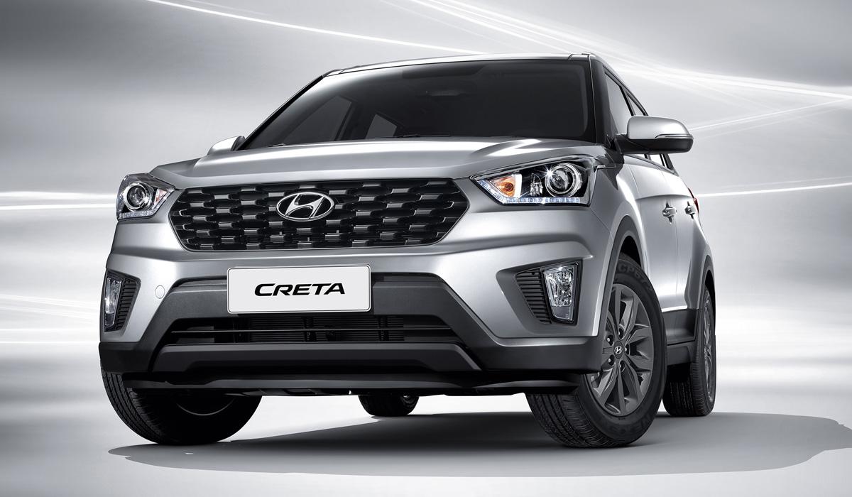 Хендай Грета комплектация актив (Hyundai Creta Active)