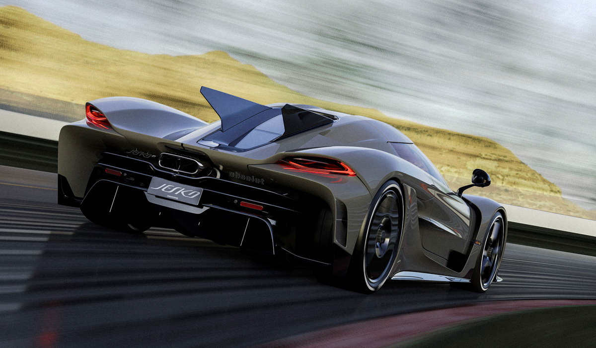 Koenigsegg Jesko Absolut: самый быстрый автомобиль в мире?