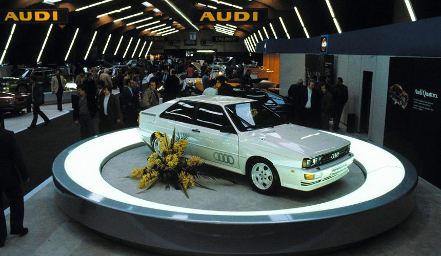 Дайджест дня: будущий Amarok, 40 лет Audi quattro и другие события индустрии