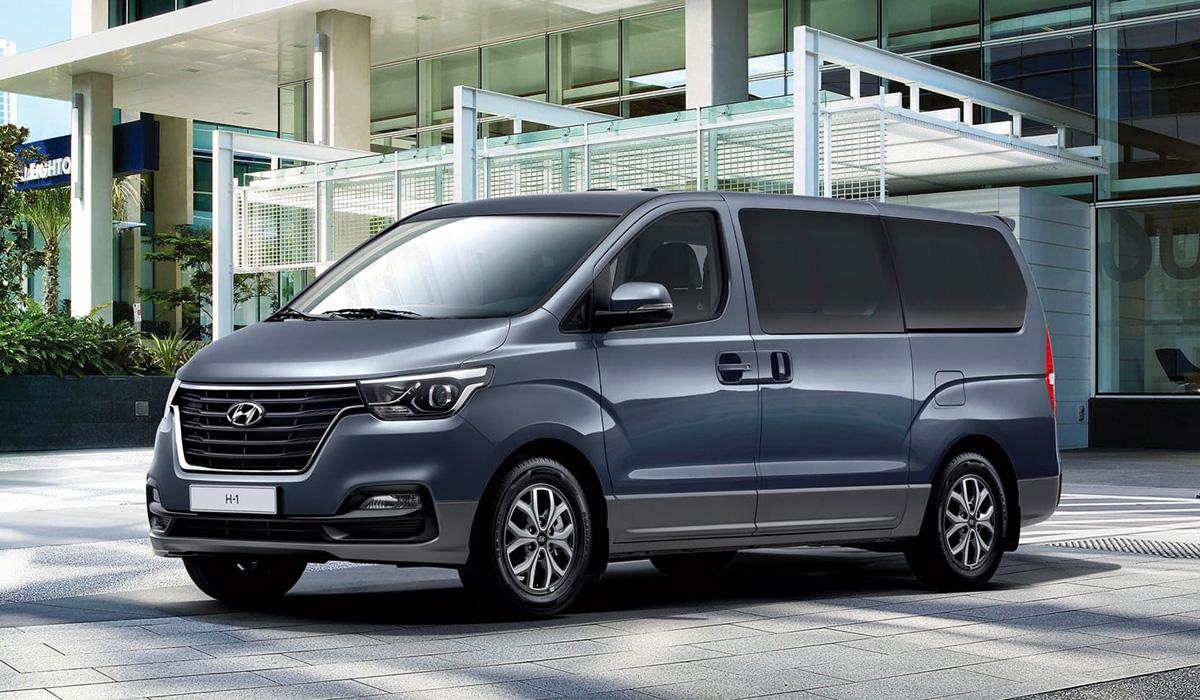 Будущий Hyundai H-1/Starex: первые шпионские фотографии — Авторевю