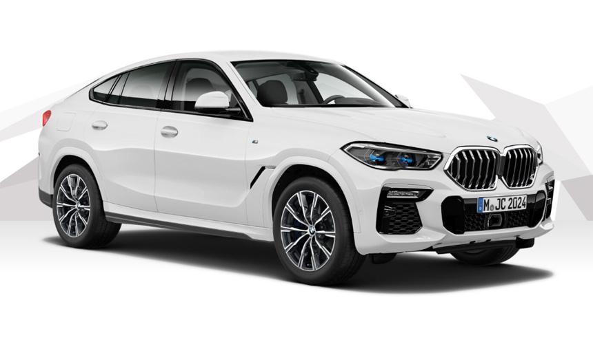 Новый BMW X6 калининградской сборки: объявлены цены — Авторевю