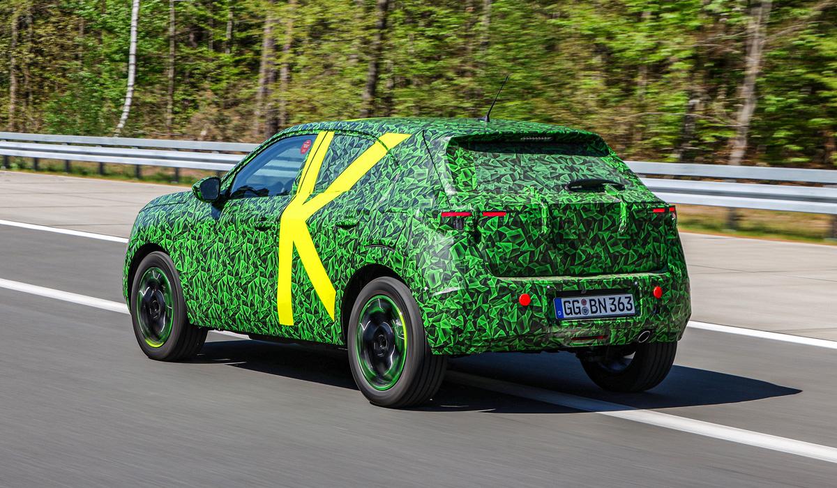 Opel Mokka второго поколения: новые подробности