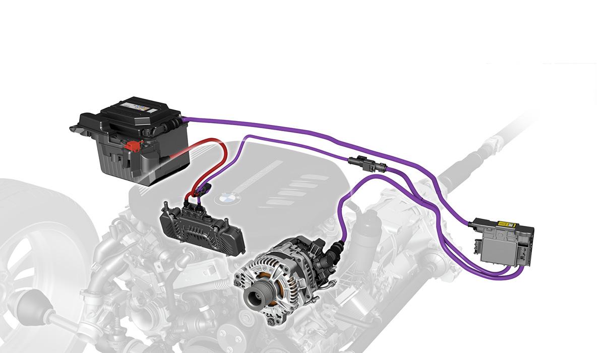 Битурбодизель, гибридный довесок и другие обновки BMW