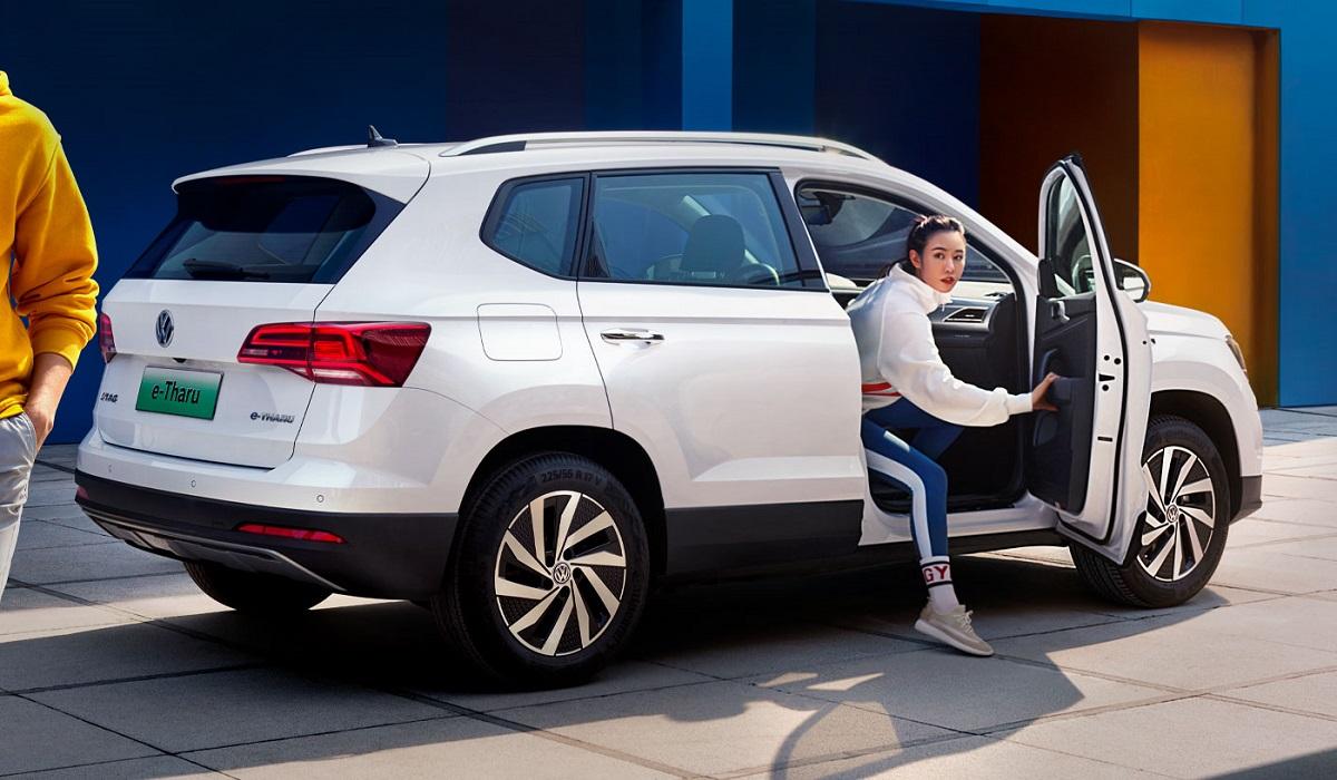 Электрический Volkswagen e-Tharu: простая альтернатива