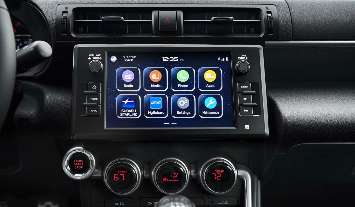Subaru BRZ второго поколения официальный дебют: профиль тот же, но дизайн все же переработан