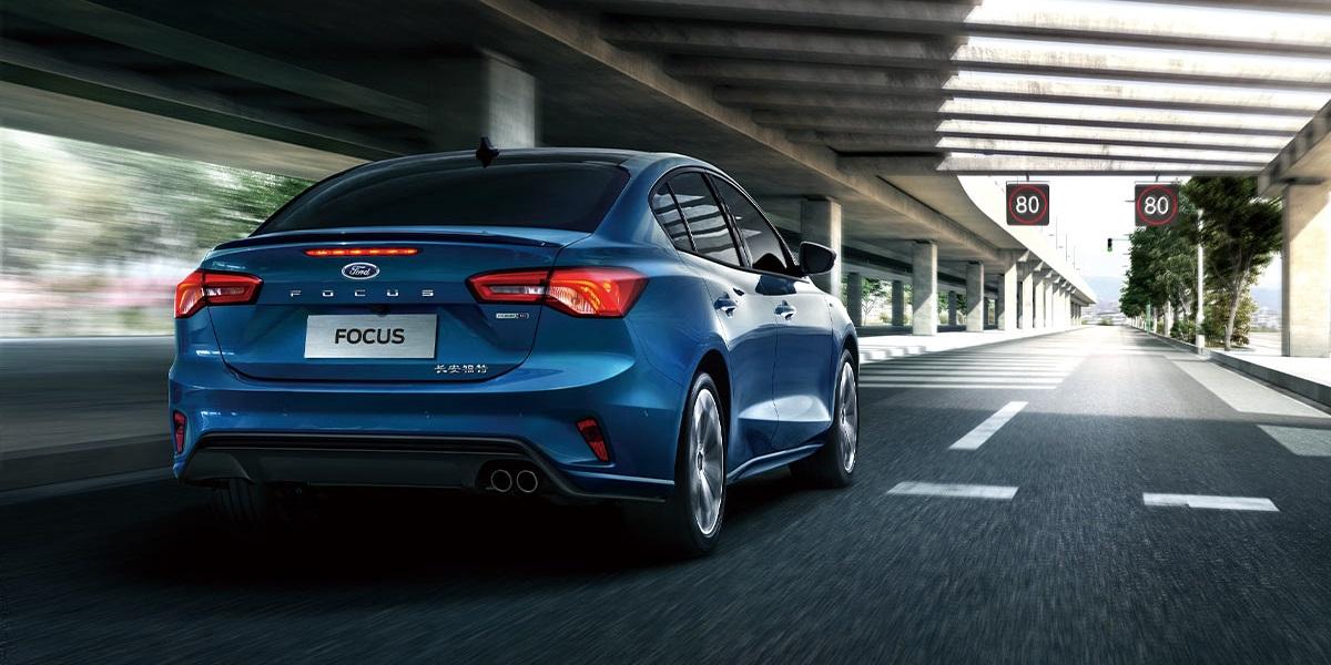 Обновленный Ford Focus: седан, хэтчбек и универсал