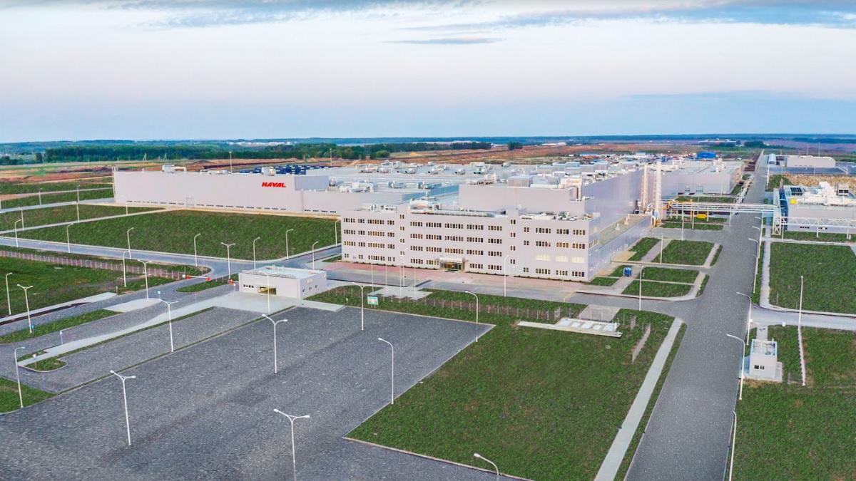 Haval начинает строительство моторного завода в России