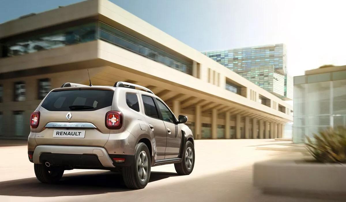 Renault Duster второго поколения для рынка Украины