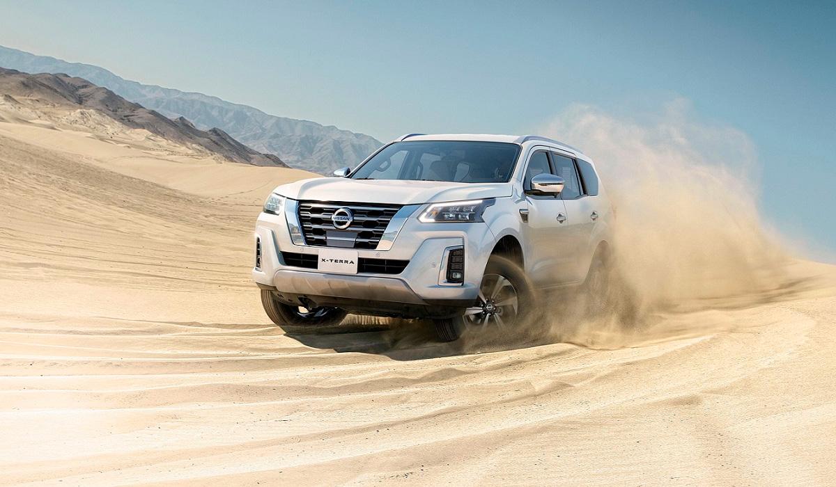 X-Terra: новый SUV от Ниссан