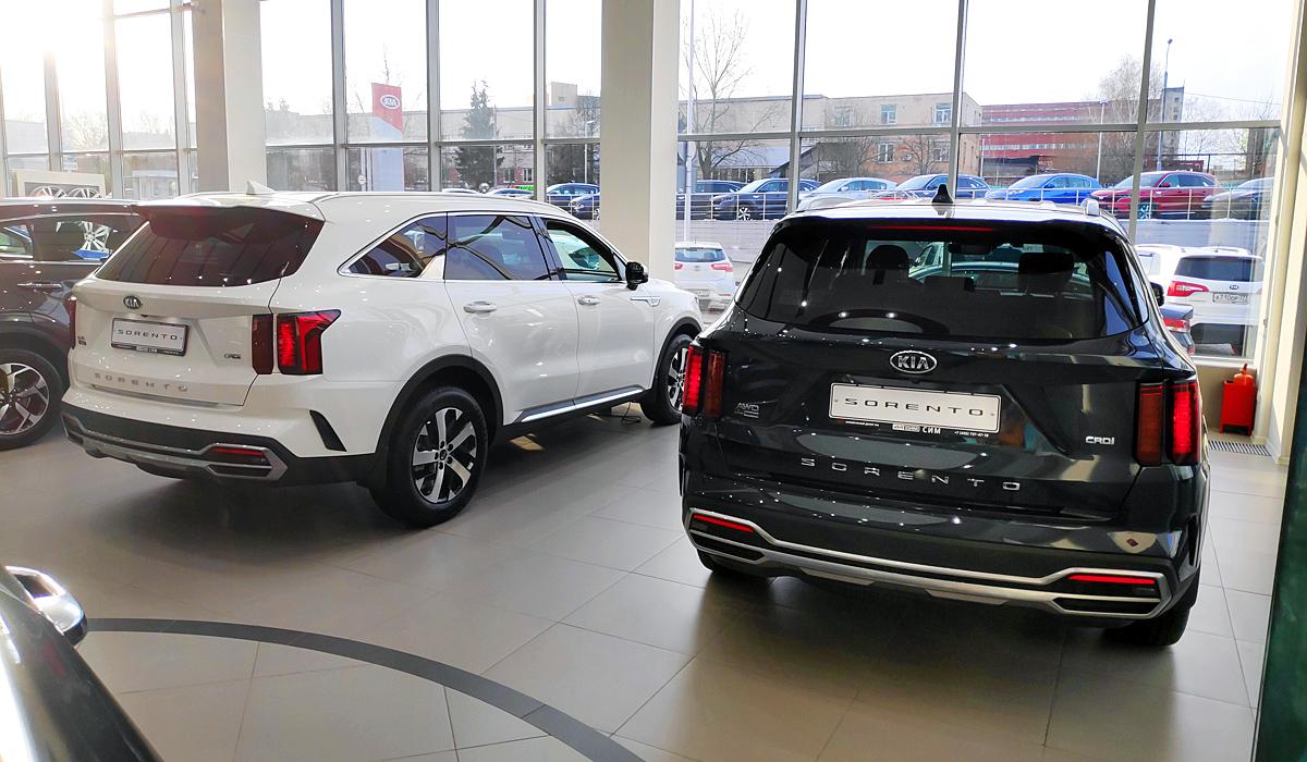 IMG 20201126 103436 - Kia Sorento в России: «дизель» снят с продаж, «бензин» в дефиците