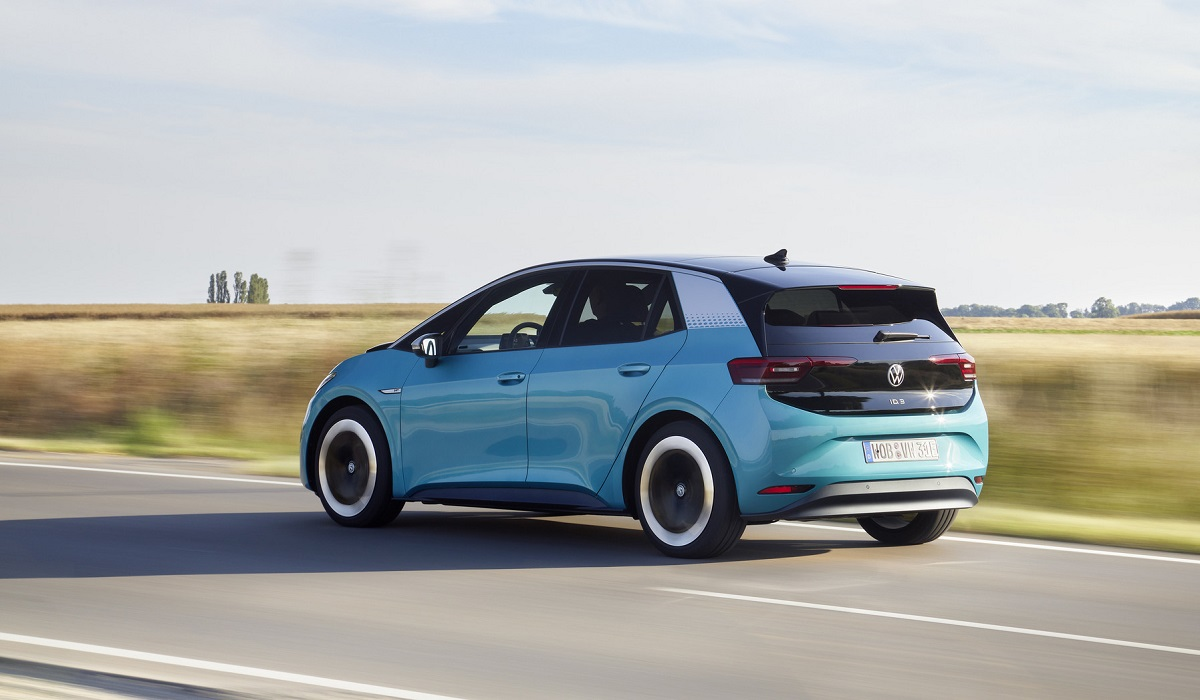 Volkswagen ID.3 стал самым популярным электромобилем в Европе