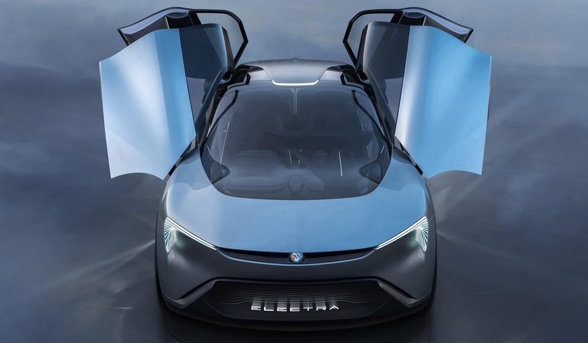 Buick Electra и попытка возрождения в кросс-формате — Авторевю