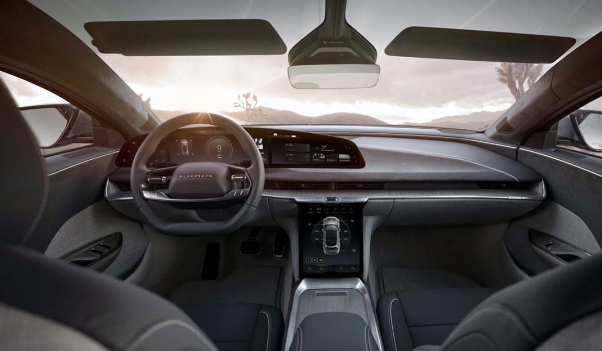 lucid air int1 - Серийный седан Lucid Air: объявлены характеристики и цены