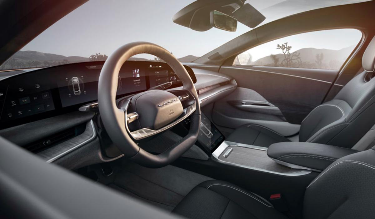 lucid air int4 - Серийный седан Lucid Air: объявлены характеристики и цены