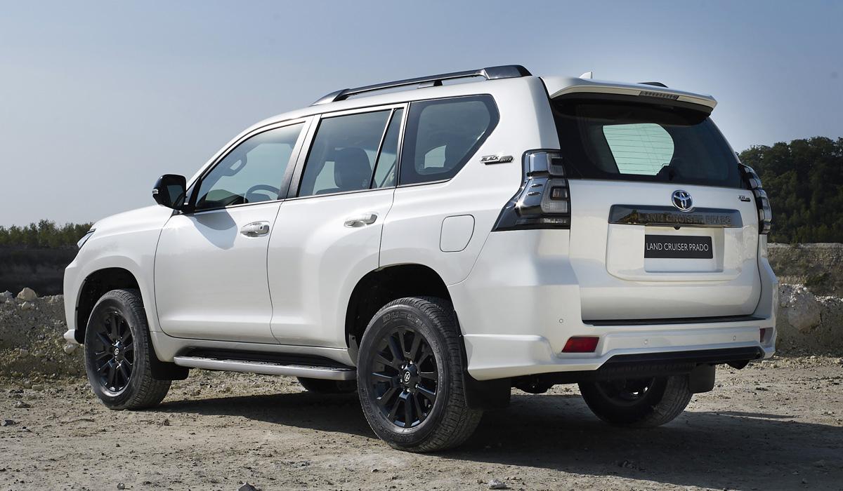 Модернизированная Toyota Land Cruiser Prado: цены в России